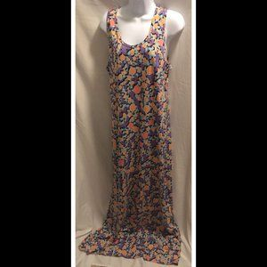 Size XL LuLaRoe Dress Slinky